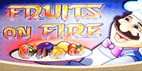 Fruits On Fire новая игра Вулкан